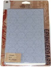 TIM HOLTZ Grungeboard DOTS Shapes 176 Shapes TH92709 N