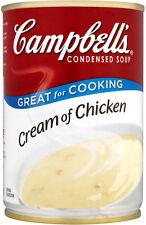Campbell's Condensato Crema Di Zuppa di Pollo 3 X 295g