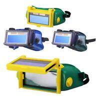 Auto-darken Solar Welding Safe Glasses Protective Eye Goggles