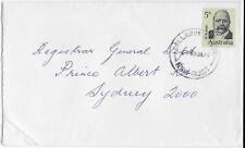 Australia 1970 COLLAROY BEACH NSW commercial cover Postmark Reid prime minister
