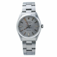 Rolex Air King 5500 Oyster Perpetual Stainless Steel Automatic Men's Watch 34mm