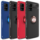 For Samsung Galaxy S20 FE/A42/A51/A71 5G Case Shockproof Ring Holder Stand Cover