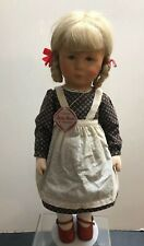 Brand New Never Opened Kathe Kruse Lolle Elke Doll with Bangs