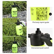 2L Sprayer Watering Can Plant Flowers Pressure Garden Spray Long Sprink Nozzle#