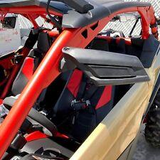 UTV Off-road Racing Side Mirrors Set for Can-Am Maverick X3 & MAX SSP 17 18 19