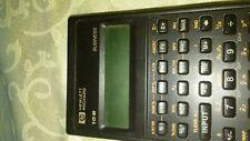 Hewlett Packard HP 10b Business Calculator