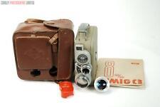 Eumig C3 Cine Camera. Graded: EXC [#8837]