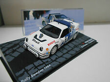 FORD RS 200 RALLY SUECIA 1986 GRUNDEL EAGLEMOSS IXO 1/43