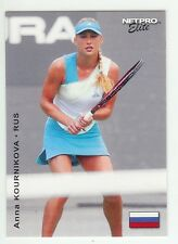 2003 NETPRO ELITE 2000 ANNA KOURNIKOVA ROOKIE RC #5 LIMITED TO ONLY /2000