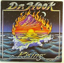"12"" LP - Dr. Hook - Rising - A3607 - washed & cleaned"