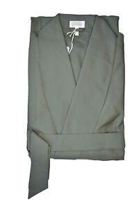 Brioni Men's Green 100% Cotton Lounge Robe (L)