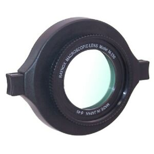 Raynox DCR250 2.5X Super Macro Lens