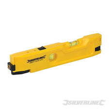 Silverline 598477 Mini Laser Level 210mm
