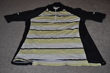 VINTAGE GONSO CYCLING JERSEY  MENS  SIZE L