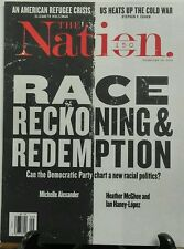The Nation Feb 29 2016 Race Reckoning & Redemption Politics FREE SHIPPING sb