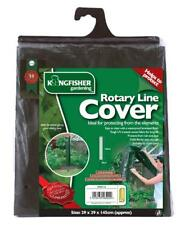 Kingfisher Gardening Waterproof Rotary Line Cover - Protects From Rain And Dust
