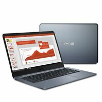 "ASUS L406MA-WH02 VivoBook 14"" HD Celeron N4000 1.1GHz Intel UHD Graphics 600 4GB"