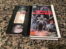 Warrior Of The Lost World Rare VHS! Thorn 1983 Deformed Mutant Thriller! Mad Max