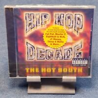 Hip Hop Decade, Vol. 1: The Hot South [PA] by Various Artists (CD, Dec-1999,...