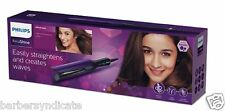 Philips BHH777/20 Hair Straightener Curler Tulip Kerashine Styler For Women