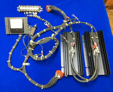 Untested Ac amperes 0-10, two heat sinks, wiring harness, Current Regulator,used