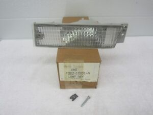 NOS 1990-1993 Ford Probe LH Front Park/Turn Signal Lamp Assy F02Z-13201-A   dp1