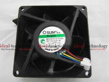 sunon MF80381V1-D000-M99 DELL server fan 12V 6.1W 80*80*38mm 4Pin