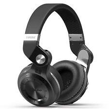 Bluedio T2 Turbine 2 Plus Wireless Bluetooth Stereo Headphones Micro SD #5ld