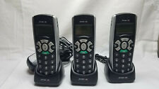 America Telecom 3 Handsets Phone System Model No. E30025Cl