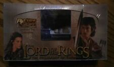 Lord of the Rings Fellowship of the ring 3d action flipz full unopened box