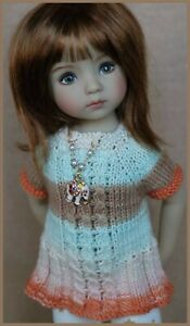 """Outfit for Little Darling Dianna Effner 13"""" doll 3ps"""