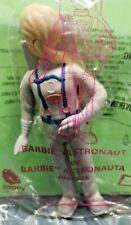 "NEW MCDONALD'S HAPPY MEAL TOY, 2019 MATTEL'S BARBIE, #8 ""BARBIE ASTRONAUT"" TOY"