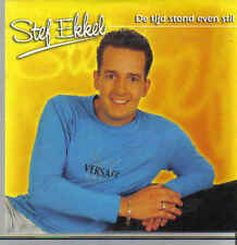 Stef Ekkel-De Tijd Stond Even Stil cd single