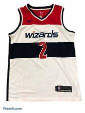 NWT John Wall #2 Washington Wizards Men's Basketball Jersey Sz Large