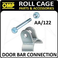 AA/122 OMP ROLL CAGE 40mm BAR CONNECTION + NUT/BOLT (1) FIA APPROVED! RACE/RALLY