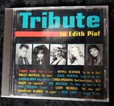 Audio CD - EDITH PIAF - Tribute AMH5500-2 LIKE NEW (LN) WORLDWIDE SHIPPING