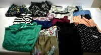 Women's Medium Various Brands & Styles Dresses & Nightgown Lot of 12