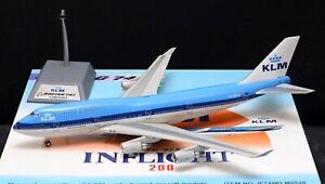 """""""Sold Out!"""" INFLIGHT 200 KLM Royal Dutch  B747-400 PH-BFA"""
