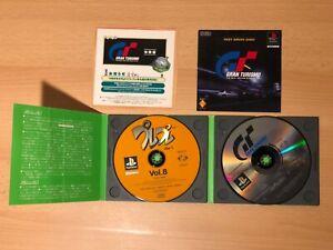 Gran Turismo Test Drive Disc - Pure Pure Vol.8 PCPX-96085