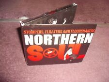Northern Soul Stompers,Floaters And Floorshakers 2 CD Digipak