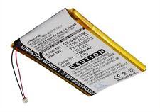 Akku für SONY 1-756-763-11 7Y19A60823 LIS1401 NW-S710 NWZ-S600 NWZ-S600F