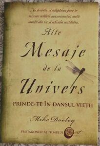 Alte Mesaje de la Univers de Mike Dooley Book in Romanian