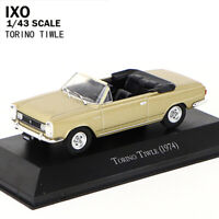 1/43 IXO Convertible Torino Tiwle 1974 DIECAST CAR MODEL Collectible Boys Gift