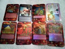 8 Illuminati custom INWO (foil) cards on brand new blanks lot