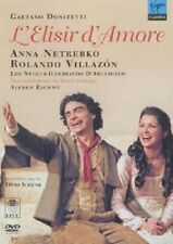 "Netrebko/Villazon ""Donizetti: L 'ELISIR d ' amore"" DVD NUOVO"