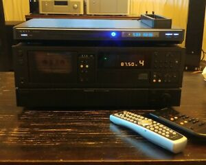 Proton AI-3000 Audio System Amplifier 150 Watt, 4 to 8 Ohm, remote.. Oppo CD DVD