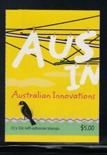 Australia Australian Innovations Mnh Booklet