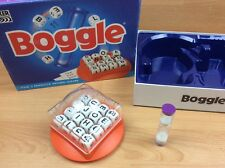 Boggle-The 3 Minute Word Search 1996 Parker Games Hasbro Spelling Word Search