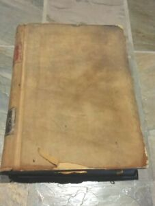 Bishop of Melbourne (BMF) Anglican Cash Book/Ledger Antique 1920s