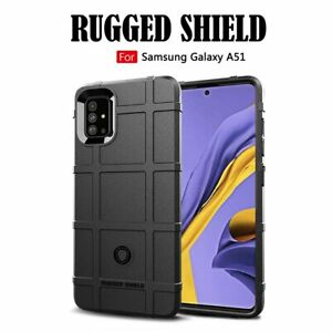 For Samsung Galaxy A51 Case Shockproof Thicken Rugged Cover TPU Fundas Style NEW